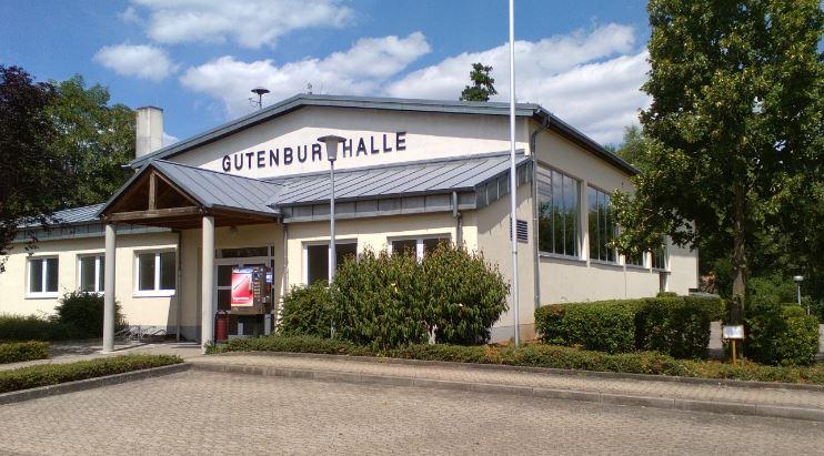 Gutenburghalle
