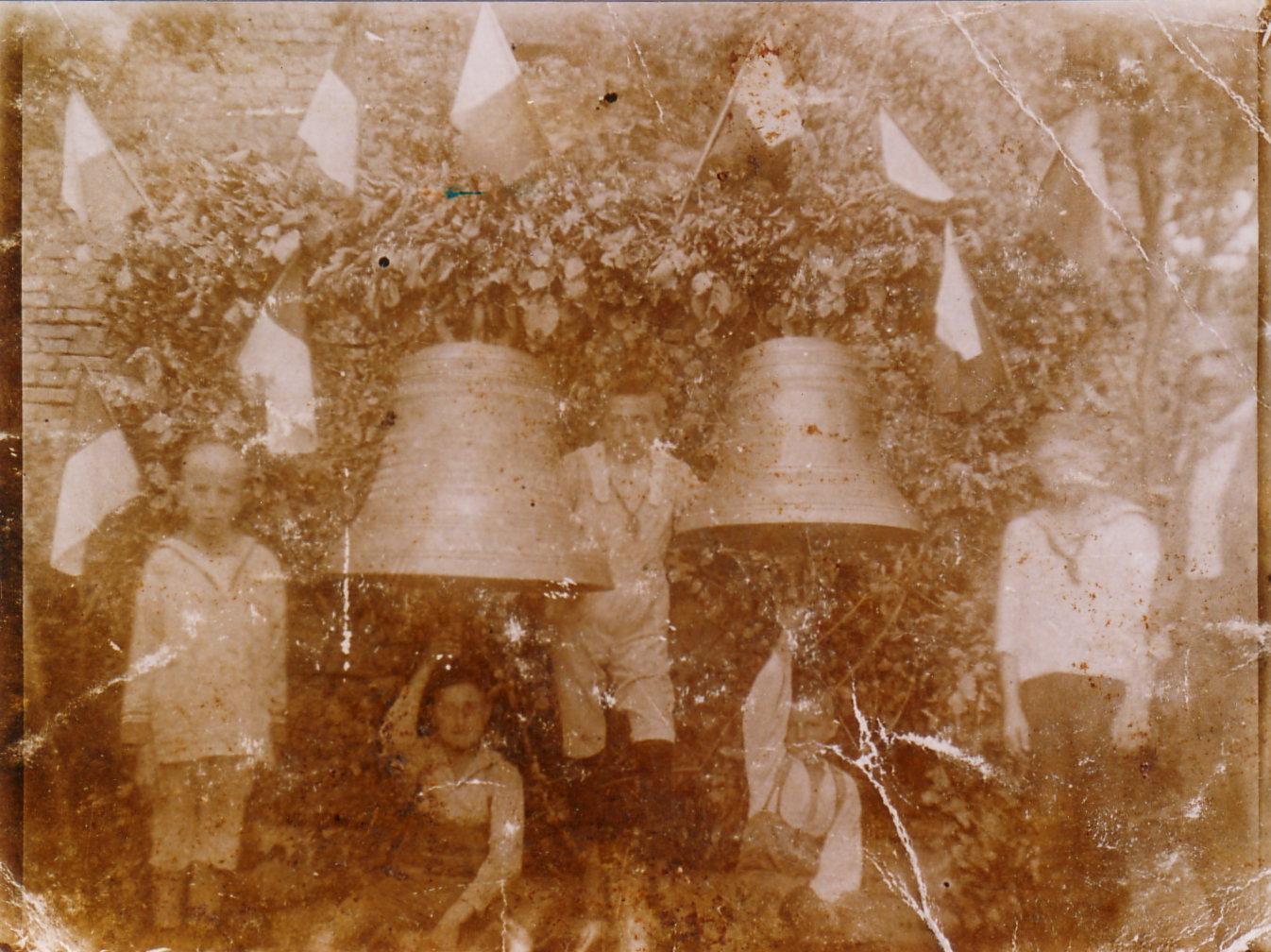 Die neuen Glocken 1925